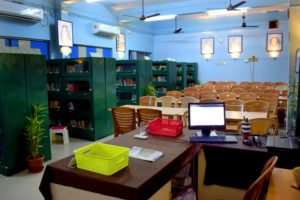 HSS Library Inauguration